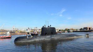 Ministro argentino diz que 'não há no mundo tecnologia para retirar 2,3 mil toneladas do fundo do mar'