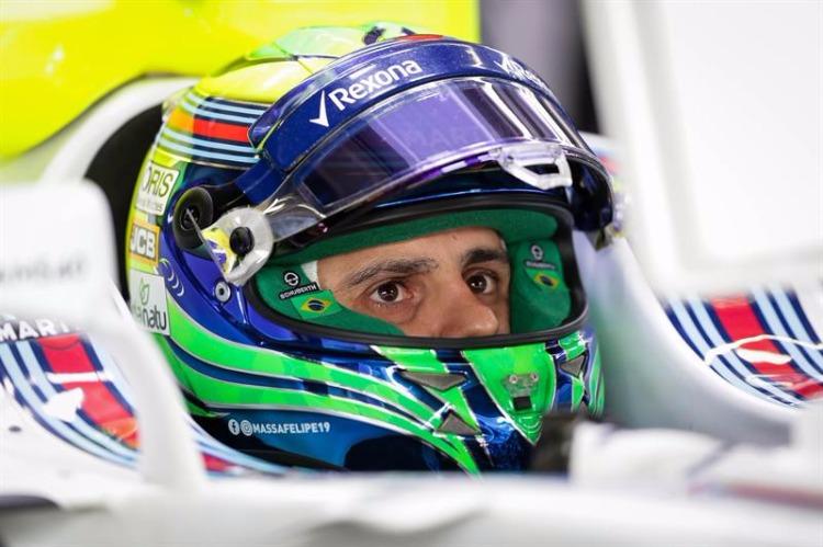 Fórmula 1 GP do Brasil Felipe Massa