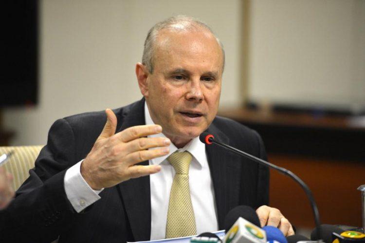 Fachin prorroga inquérito contra Eunício e Rodrigo Maia por mais 60 dias