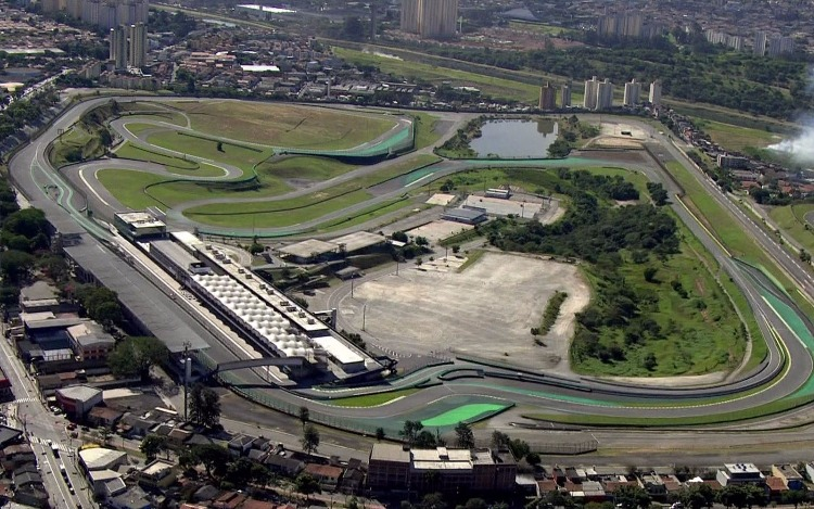 Fórmula 1 GP do Brasil Interlagos