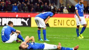 Futebol Eliminatórias Copa do Mundo Itália Suécia