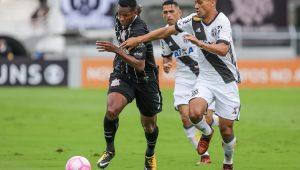 Futebol Campeonato Brasileiro Ponte Preta Corinthians Jô