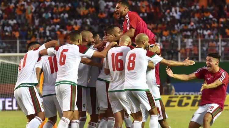 Futebol Eliminatórias Copa do Mundo Marrocos