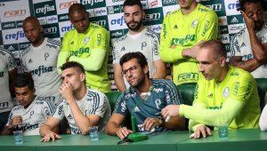 Futebol Campeonato Brasileiro Palmeiras Entrevista Coletiva