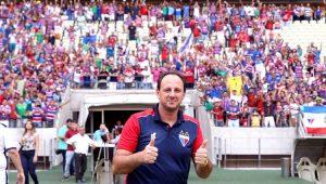 Futebol Fortaleza Rogério Ceni