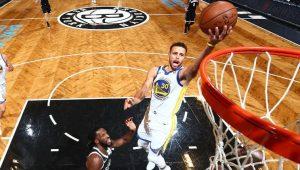 Curry duvida que homem pisou na lua e recebe convite da Nasa