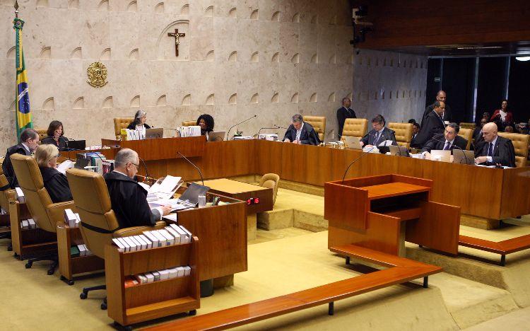 Ministros do STF consideraram inconstitucional o veto previsto na legislação para a oferta na TV por assinatura de canais que contenham publicidade contratada por agência estrangeira no exterior