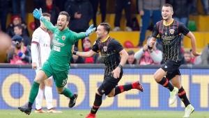 Futebol Campeonato Italiano Benevento Alberto Brignoli