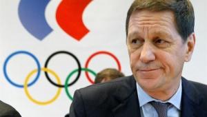 Presidente do Comitê Olímpico da Rússia anuncia sua renúncia
