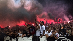 Futebol Campeonato Brasileiro Corinthians Torcida