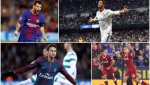 Futebol Liga dos Campeões
