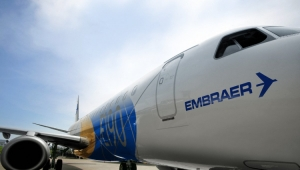 Tráfego deve manter expansão anual de 4,5% nos próximos 20 anos, diz Embraer