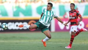 Artilheiro do Botafogo, Erik pertence ao Palmeiras e será desfalque grave