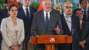 Peru: Ex-presidente Kuczynski é condenado a 3 anos de prisão