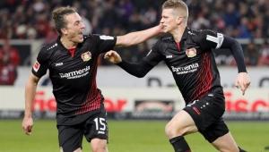Futebol Campeonato Alemão Bayer Leverkusen