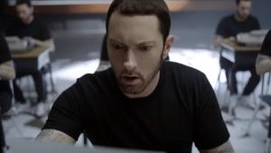 Eminem se irrita com a Netflix após cancelamento de 'O Justiceiro'