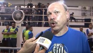 Futebol Santos José Carlos Peres