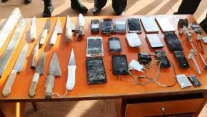 Superintendente admite dificuldades em evitar entrada de facas e celulares em presídios