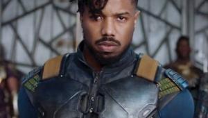 Michael B. Jordan se inspirou em Cidade de Deus para viver vilão de Pantera Negra