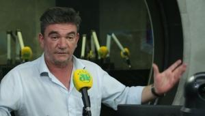 """""""Haddad mentiu e só ferrou o Corinthians"""", dispara Andrés Sanchez"""