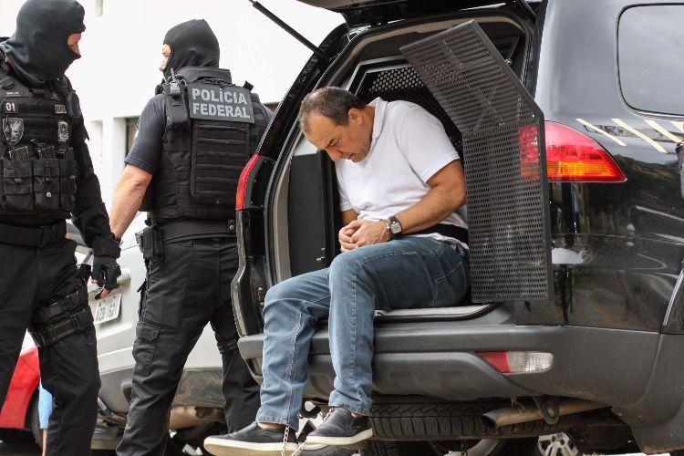"""Algema em Cabral foi """"necessária e coerente"""", diz PF"""