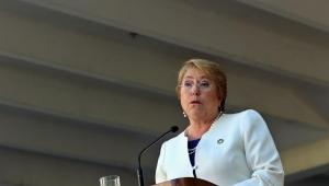 Ex-presidente do Chile, Michelle Bachelet nega vínculos com OAS
