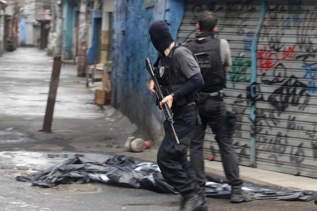 Polícia do Paraguai prende chefe de facção criminosa do Rio de Janeiro