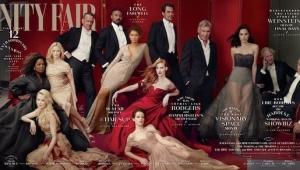 Capa Vanity Fair sem James Franco