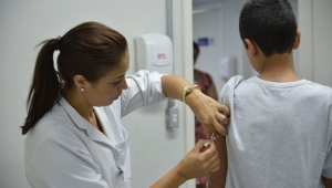 Ministério da Saúde alcança meta de vacinação da campanha contra gripe