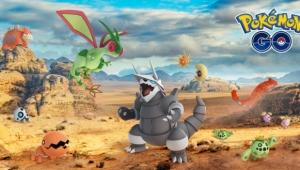 Pokémon Go terceira geração