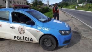 Policial evita arrastão em túnel da zona sul do Rio