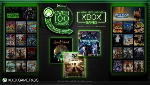 Xbox One Game Pass