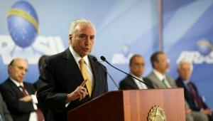 Intervenção será em cooperação com o Rio, diz Temer