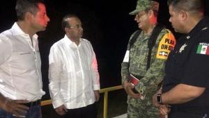 Sobe para 13 o número de mortos em queda de helicóptero no sul do México