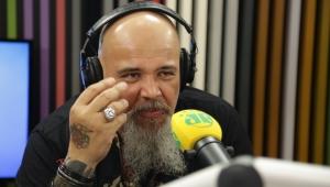 'Quase empacotei desta vez', desabafa João Gordo após sair do hospital