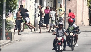 Operação policial na Cidade de Deus termina com um morto e um ferido
