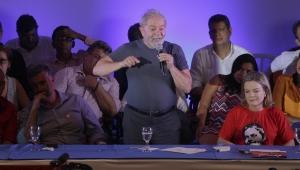 """Lula aproveita festa de 38 anos do PT para criticar Moro: """"fez sentença mentirosa"""""""