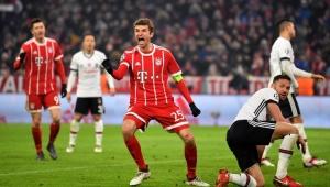 Com um a mais, Bayern passeia contra Besiktas e encaminha vaga às quartas