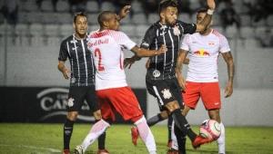 Corinthians empata com Red Bull Brasil e acumula terceiro jogo seguido sem vitória