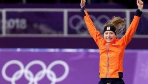 Holanda fatura sexto ouro na patinação velocidade nos Jogos de Inverno