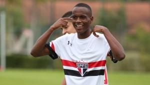 Atacante do São Paulo é alvo de racismo durante jogo da Libertadores Sub-20