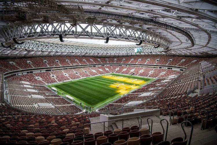 Resultado de imagem para - Abertura da Copa 2018 na Pan -