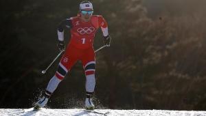 Norueguesa conquista bronze e se torna a maior medalhista da história dos Jogos de Inverno