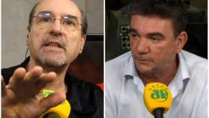 """Wanderley Nogueira rebate ironia de Andrés e avisa: """"aguarde um pouco mais"""""""