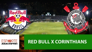 Red Bull x Corinthians: acompanhe o jogo ao vivo na Jovem Pan