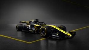 Renault divulga carro com poucas mudanças e quer manter evolução na Fórmula 1