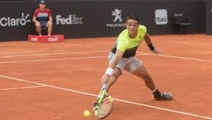 Rogério Dutra Silva perde para Ramos Viñolas na estreia no Rio Open