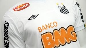 Santos vai homenagear à Inglaterra em seu novo uniforme