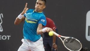 Monteiro leva virada e deixa Brasil fora da chave de simples do Rio Open