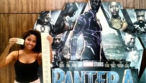 Jovem arrecada dinheiro para levar 210 crianças da periferia ao cinema para ver Pantera Negra